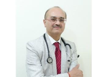 DR. PRADYUT WAGHRAY, MBBS, MD, FCCP, DSc