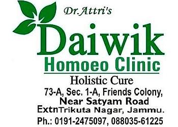 Daiwik Homoeo Clinic Jammu