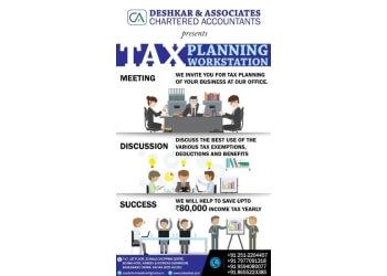 Deshkar & Associates Chartered Accountants