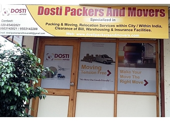 Dosti packers and movers