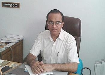 Dr. A K Trivedi, MBBS, MD, DM - KANPUR HEART CENTRE