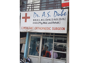 Dr. AS Dubey, MBBS, MS (Ortho), DNB