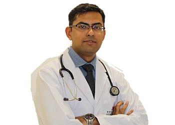 Dr. Abhay N Javia, MD, DNB, FCCP