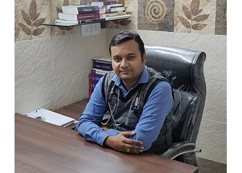 Dr. Abhijeet Shrivastava, MD