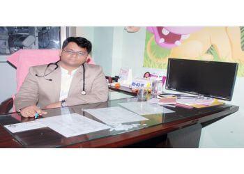 Dr. Abhishek Jain, MBBS, DCH