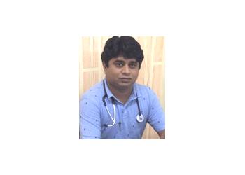 Dr. Abhishek Shrivastava, MD, DMSC