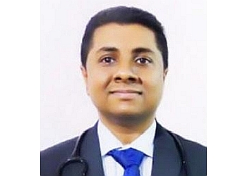 Dr. Abhra Chandra Chowdhury, MBBS, DNB, DM