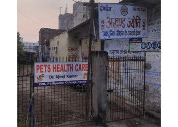 Dr Ajeet Kumar - Pets Health Care