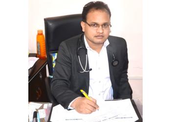 Dr. Akhilesh Singh, MBBS, MD, DM