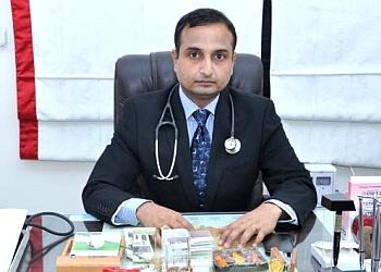 Dr. Amit Gupta, MBBS, MD, DM - OLIVE HEART CARE CENTRE