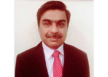 Dr. Amit Verma, MD (Medicine), FICP, FACP, FRCP (Edinburgh), FRCP - SHRI MAHANT INDRESH HOSPITAL