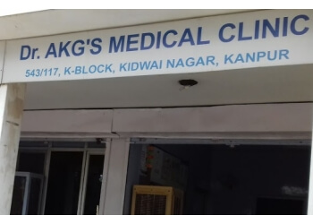 Dr. Anil Kumar Gupta, MBBS, MD - Dr. AKG'S MEDICAL CLINIC