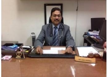 Dr. Anil Mishra, MBBS, MRCP, D.Card