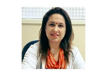 Dr. Anjali Chaudhary, MBBS, MD, DNB, MNAMS - AAROGYA IVF CENTRE