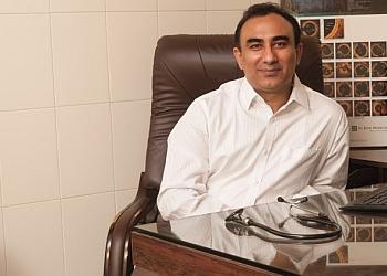 Dr. Anuj Bhasin, MBBS, MD, DM