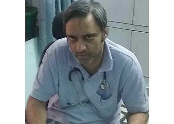 Dr. Ashish Joshi, MBBS, MD, DM