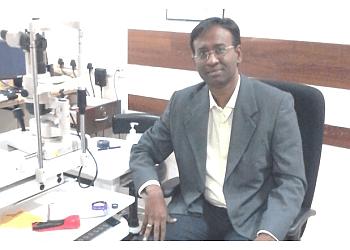 Dr. Ashok Kumar M,  MBBS, MD, MNAMS, FRCS