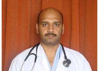 Dr. Ashok Kumar Parida, MBBS, MD, DNB, MNAMS, FACC, FESC