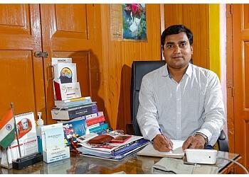 Dr. Ashrumochan Sahoo, MBBS, MD