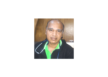 Dr. Ashwini Kumar Pathak, MBBS, MD, DM
