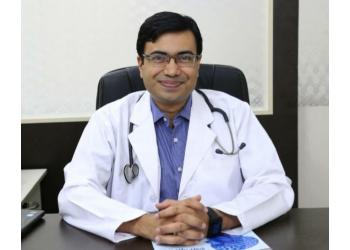 Dr. Aveg Bhandari, MBBS, MD, DM
