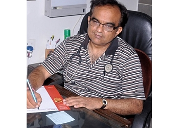 Dr. Bharat Sapra MBBS, MD, DM