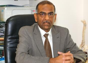 Dr. Binod Kumar Singhania, MS, M.Ch