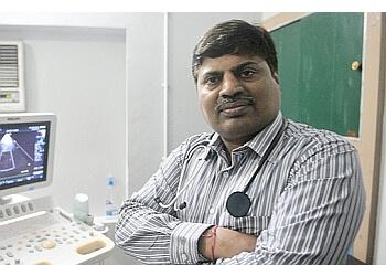 Dr. Bishwa Bhushan Bharti, MBBS, MD, DM