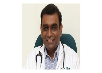 Dr. C. Vivek Bose, MBBS, MD, DM, FACC, FESC, FSCAI