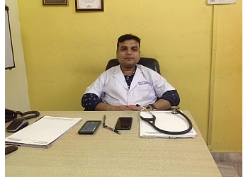 Dr. Chandan Modak, MBBS, MD, DM, FACC, AFESC