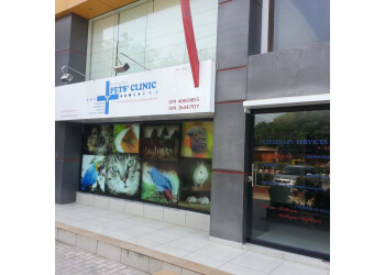 Dr. Chirag Dave's Pets' Clinic