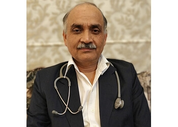Dr. D K Tiwari, MD
