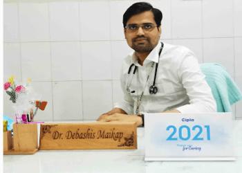Dr. Debashis Maikap, MBBS, MD - KALINGA INSTITUTE OF MEDICAL SCIENCES