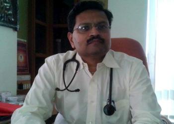 Dr. Deepal Kishorbhai Parekh, MBBS, MD, DM