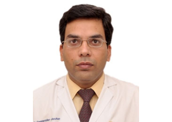 Dr. Deepender Chauhan, MBBS, MS, DNB - CLEAR VISION EYE CENTRE