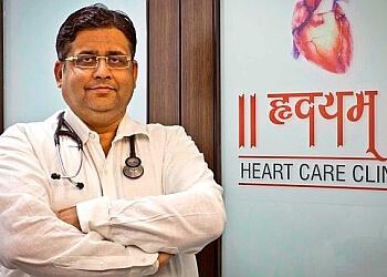 Dr. Devang Maheshchandra Desai, MBBS, DM, MD, FCSI, FSCAI, FACC - HRIDYAM HEART CARE CLINIC