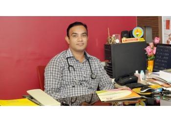 Dr. Feroz Sayyed, MBBS, DTCD, DNB