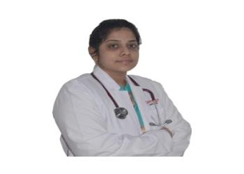 Dr. G. L. Sushmita, MBBS, MD