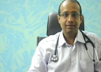 Dr. Ganapathi Bantwal, MD, DM, DNB, MNAMS