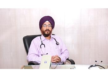 Dr. Harmeet Singh Saluja, MBBS, MD, DM