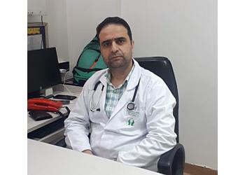 Dr Hilal Ahmad Malla MBBS, MD, DNB