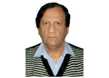 Dr. Jamal Ahmad, MBBS, MD, DM, FCCP, FRCP