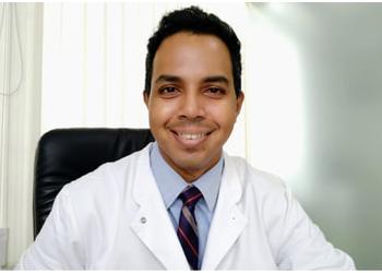 Dr. Jayakrishnan Pillai, DNB (Ortho), Fellow ESSSE