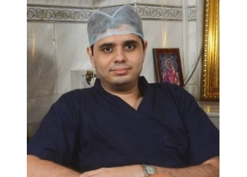 Dr. Jayant Gawand, MBBS, DNB, D. Ortho, MS