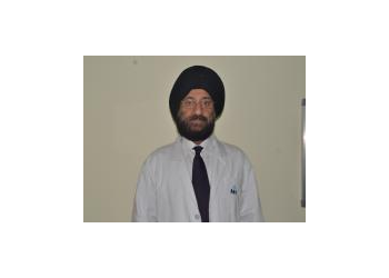 Dr. Jetinder Pal Singh, MBBS, MCh