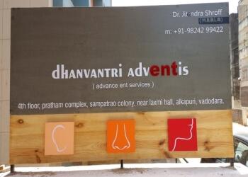 Dr. Jitendra R. Shroff, MBBS, DLO - DHANVANTRI ENT HOSPITAL
