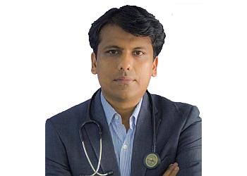 Dr. Jyoti Ranjan Parida, MBBS, MD, DM