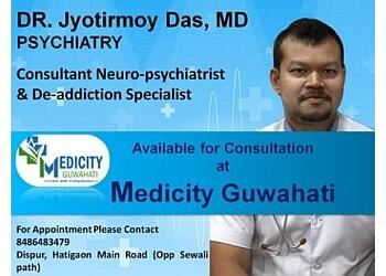 Dr Jyotirmoy Das, MD