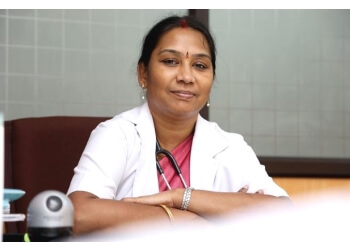 Dr. KB Akila MBBS, MD, DM