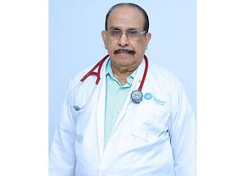 Dr K R Jayachandran MBBS, FRCP, MCCP, MRCP